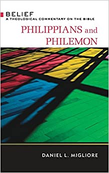 Book Philippians and Philemon: Belief: A Theological Commentary on the Bible (Belief: A Theological Commentary of the Bible)
