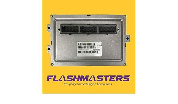 Flashmasters 2004 Jeep Wrangler 4.0L Computer 56044477 ECM PCM Programmed to Your VIN