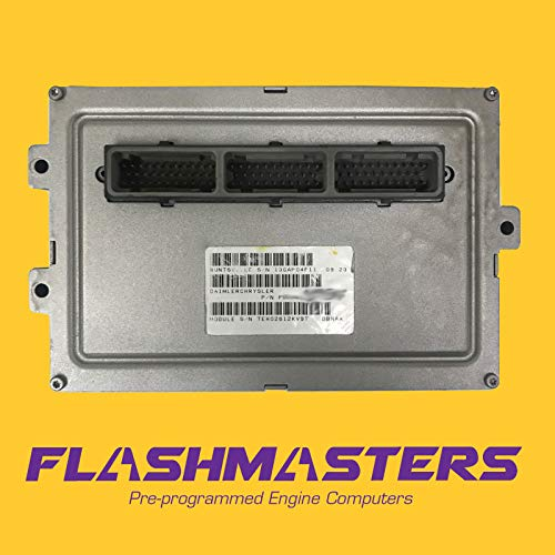 Flashmasters 2004 Jeep Wrangler 4.0L Computer 56044477 ECM PCM Programmed to Your VIN