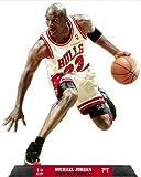 Michael Jordan Chicago Bulls NBA Standz Photo Sculpture #1