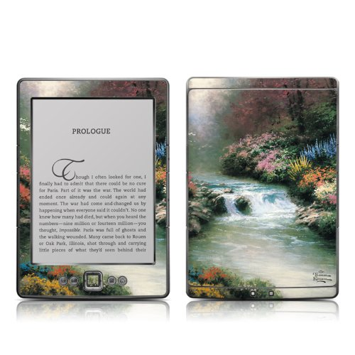 beside-still-waters-design-protective-decal-skin-sticker-high-gloss-coating-for-amazon-kindle-4-5-wa