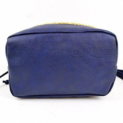 Omelas Style Shoulder Backpacks Beach Handbags Women 15 Rattan Crossbody Bag Bag Straw Handwoven rPxnrwaRq