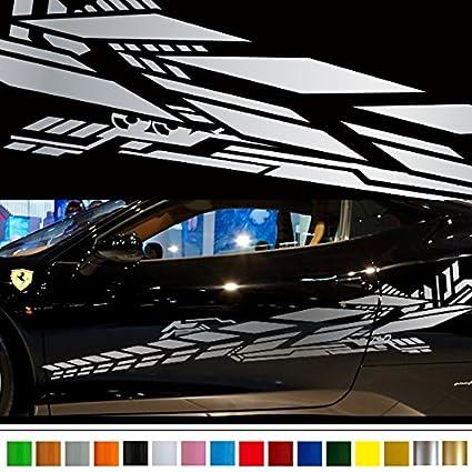 Amazoncom Machine Car Sticker Car Vinyl Side Graphics Car - Car show stickers
