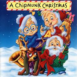 Alvin and the Chipmunks - Alvin and the Chipmunks: A Chipmunk Christmas, 25th Anniversary ...