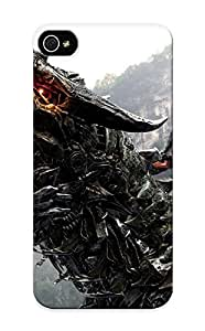 Tough Iphone GWZZbjp1406abFae Case Cover/ Case For Iphone 5/5s(transformers: Ageofextinction )