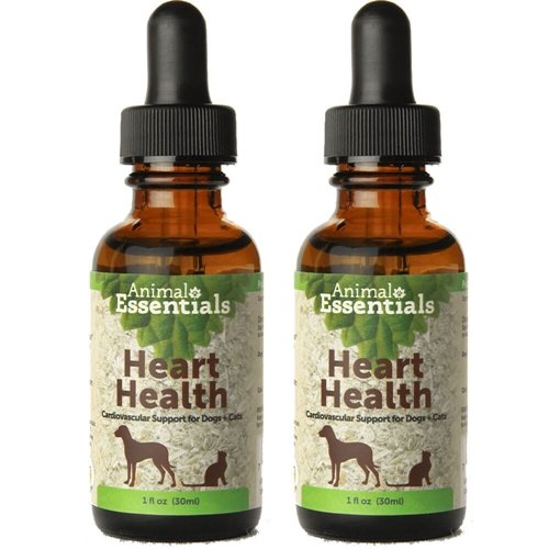 Animal Essentials Heart Health Herbal for Dogs & Cats
