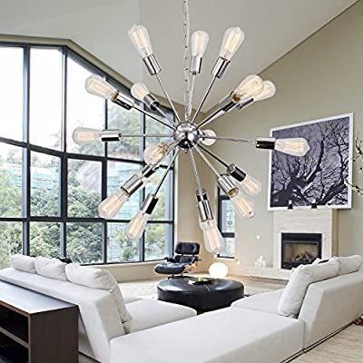 OOFAY LIGHT wrought iron chandelier 18 Continental chandelier bedroom living room dining room Liberary Halway