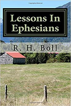 Lessons From The Book of Ephesians