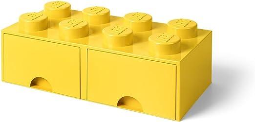 Black Toy Play MYTODDLER New Lego Storage Brick 8