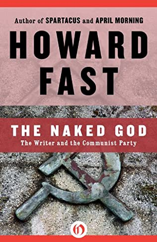 book cover of The Naked God