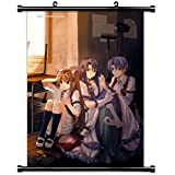 """The Legend of Heroes Trails in the Sky Anime Fabric Wall Scroll Poster (32"""" x 45"""") Inches"""