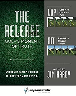 Book Cover: The Release: Golf's Moment of Truth