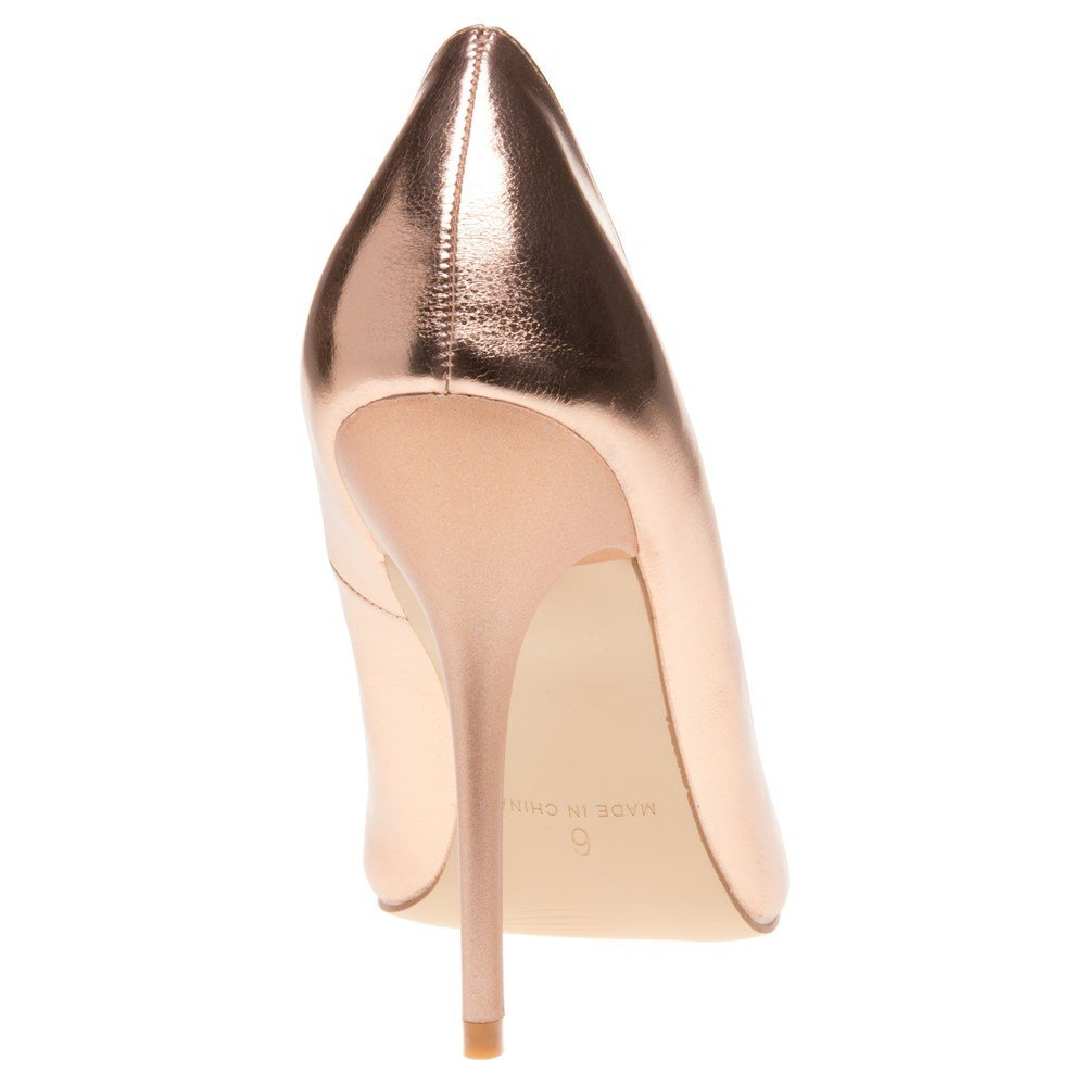 Solesister Fifee Womens Shoes Gold