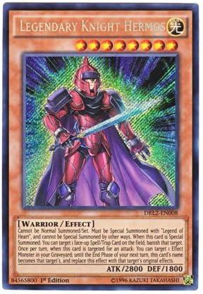 DRL2-EN011-1st EDITION SECRET RARE GODDESS BOW YU-GI-OH CARD