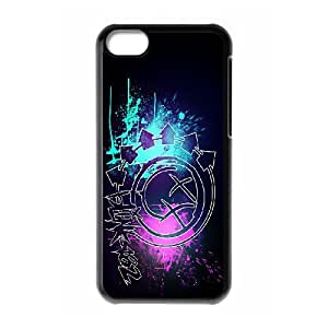 FOR Iphone 5c -(DXJ PHONE CASE)-Blink 182 Music Band-PATTERN 13