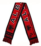 Albania 2016 EURO CUP acrylic knitted soccer scarf