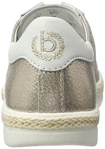 Bugatti Scarpe J97011 804 Gold Donna da Ginnastica Basse Oro qrqv5dO