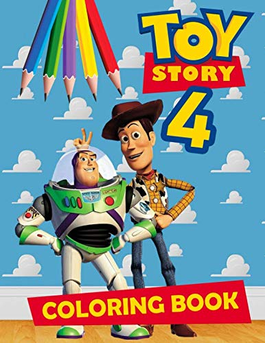 - Toy Story Coloring Book: Toy Story 2019 Coloring Book with Perfect Images (Unofficial)