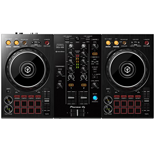 Pioneer DJ DDJ 400 2 Channel Controller -rekordbox from Pioneer DJ