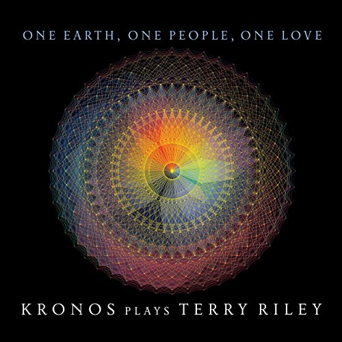 Price comparison product image One Earth,  One People,  One Love: Kronos Plays Terry Riley (5CD)(Box Set)