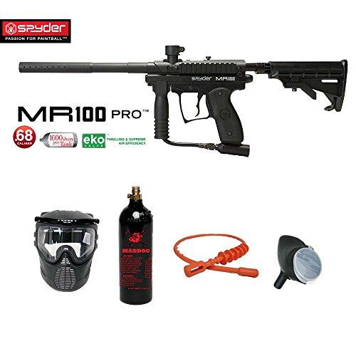 MAddog Kingman Spyder MR100 Bronze Paintball Gun Package - Diamond ()