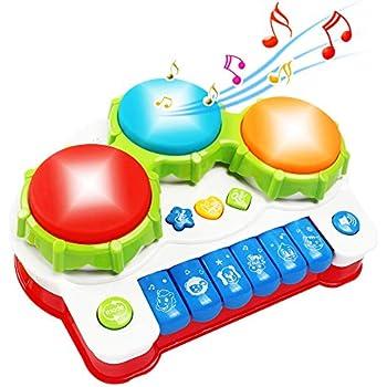 Amazon.com : Bright Starts Safari Beats Musical Toy : Baby