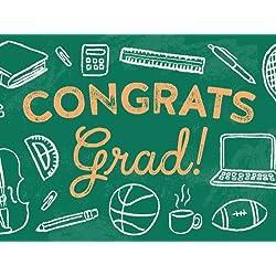 Congrats Grad egift card link image