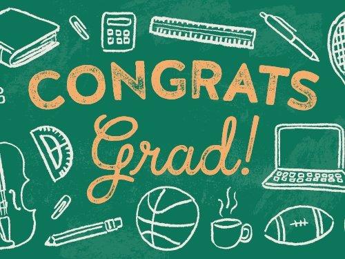 Congrats Grad - eGift Card link image