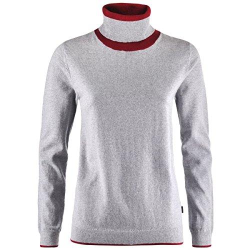 Robe di Kappa Robe di Kappa NORAH GREY LT MEL-RED GREY LT MEL-RED