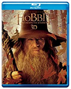 Hobbit, The: An Unexpected Journey (3D Blu-ray)