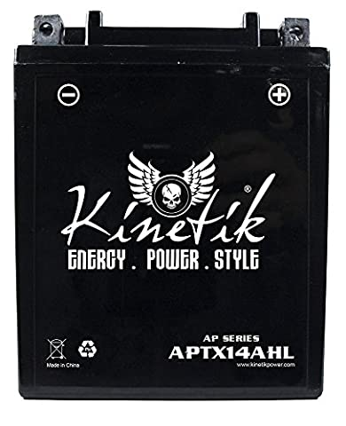 APTX14AHL 12V 12Ah Battery for Ducati 900 SS Supersport, Replica 1982 - Suzuki Replica