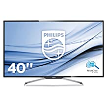 Philips BDM4065UC/27 40IN 4K Wide Viewing Angle LED VA Monitor 3840X2160 3MS MHL VGA HDMI