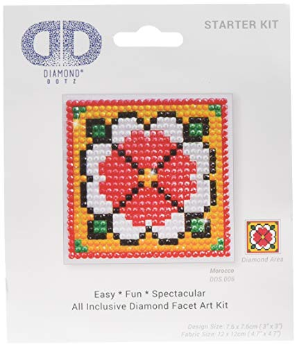 Needleart World Morocco Diamond Embroidery Kit