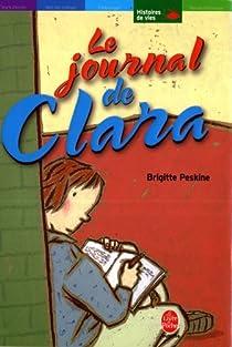 Le Journal de Clara par Peskine