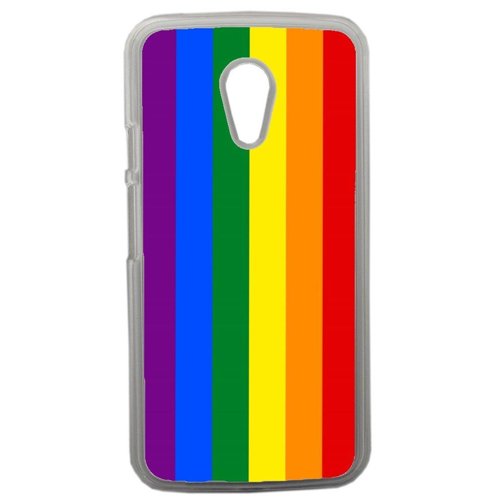 Aux prix canons - Carcasa Motorola Moto G2 Gay Pride Bandera ...