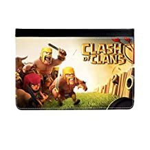 Generic For Ipad Mini/Mini2 Apple Custom Design With Clash Of Clans Screen Protector Covers Kawaii Back Phone Covers For Man Choose Design 2