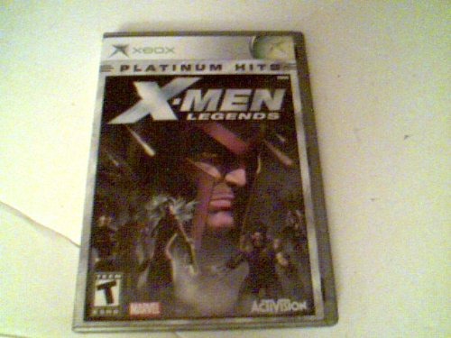 Platinum Hits - X-Men Legends