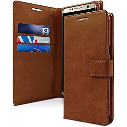 newest 41a51 41ee5 Accessories Innovator Leather Wallet Style Flip Cover for Samsung Galaxy A5  2016 A510 - Dark Brown