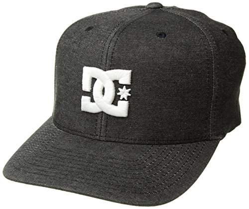 - DC Men's Capstar TX Hat, Black, L/XL