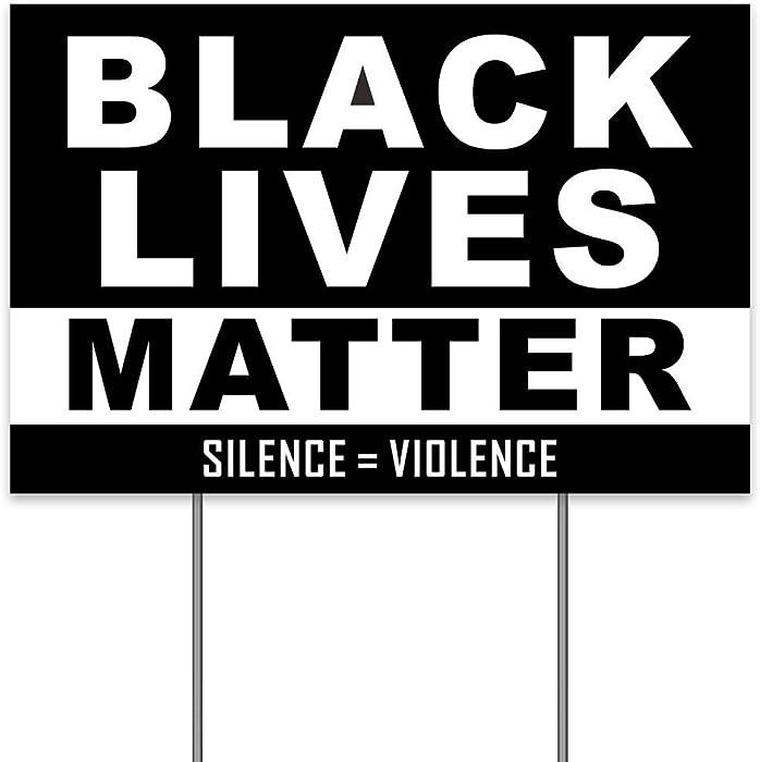 Top 10 Laptop Sticker Black Lives Matter