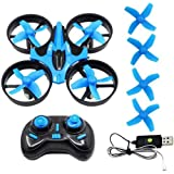 BTG JJRC H36 Mini UFO Quadcopter Drone 2.4G 4CH 6 Axis Headless Mode Remote Control RC Quadcopter Drone Nano Quadcopter RTF