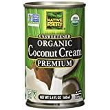 Native Forest Organic Coconut Cream, 160ml