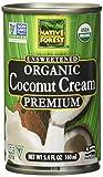 Native Forest Coconut Cream organic, 5.4 oz
