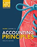 Accounting Principles - Chapters 1-12 12th Edition