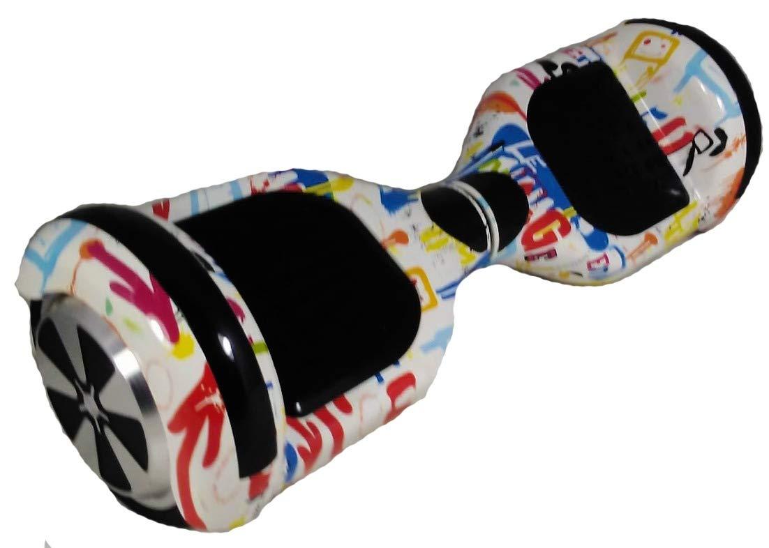 'Hoverboard électrique Trottinette électrique gyropode Overboard, Balance Scooter Skateboard avec LED, deux roues 6.5 américain no.18 avec certification UL 2272 deux roues 6.5 américain no.18 avec certification UL 2272 United Trade