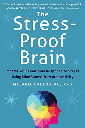 Stress Proof Brain Emotional Mindfulness Neuroplasticity product image