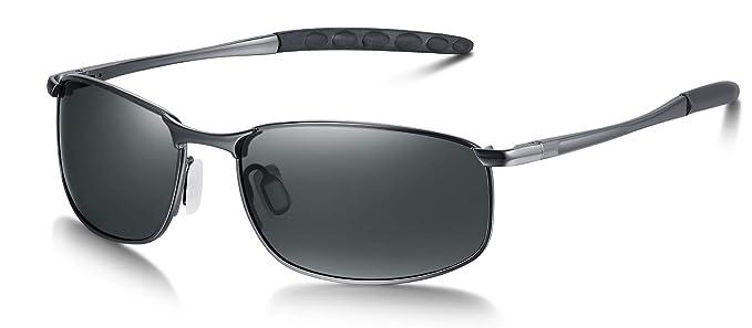 tolle Preise beliebte Geschäfte toller Rabatt für WHCREAT Herren Autofahren Polarisierte Sonnenbrille mit UV 400 Schutz