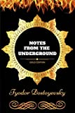Image of Notes From The Underground: By Fyodor Dostoyevsky - Illustrated