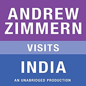 Andrew Zimmern Visits India | Livre audio