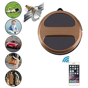 Rastreador de coche portátil GPS GSM GPRS Rastreador de dispositivo de seguimiento en tiempo real T8 (Color: negro): Amazon.es: Coche y moto